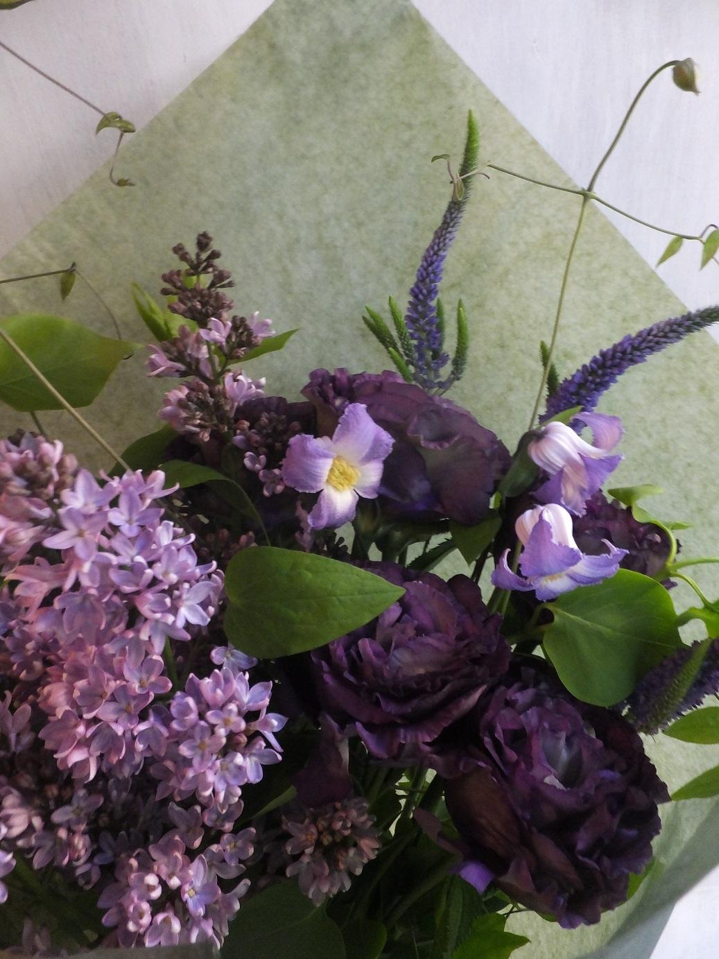 オークリーフ(母の日の花束)_f0049672_21101449.jpg