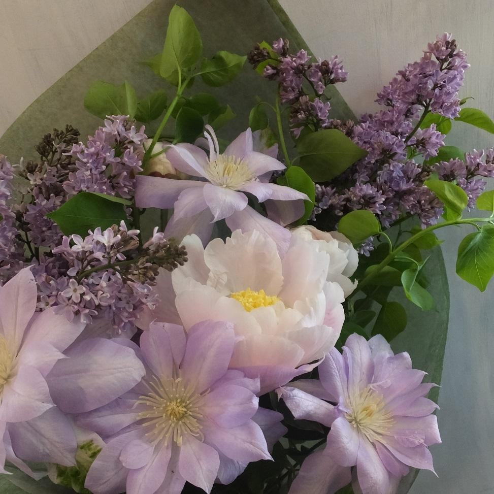 オークリーフ(母の日の花束)_f0049672_21102612.jpg