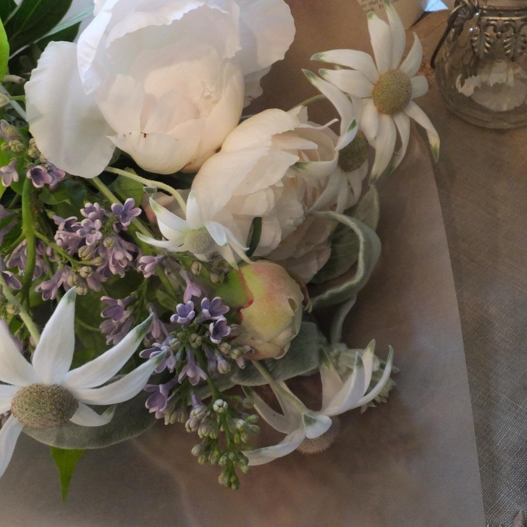 オークリーフ(母の日の花束)_f0049672_21103253.jpg