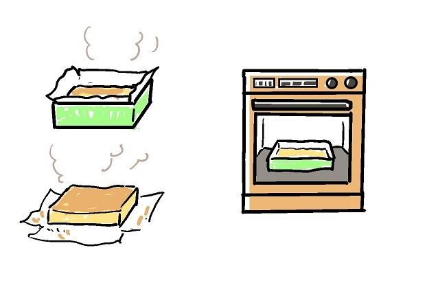 低糖質のチーズケーキ_b0019674_01230954.jpg