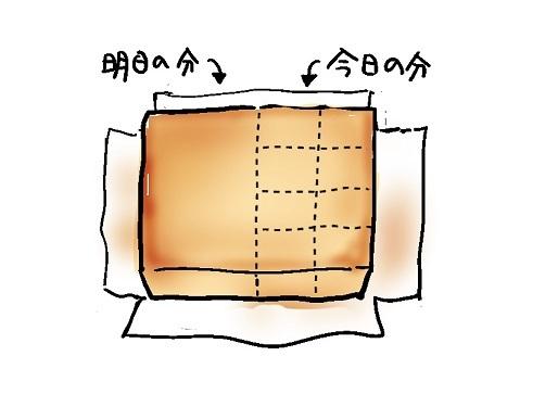 低糖質のチーズケーキ_b0019674_01231352.jpg