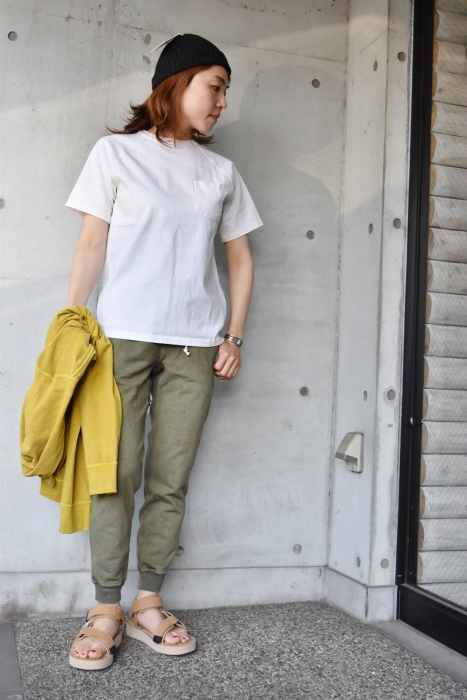 GOOD ON   Narrow SWEAT PANTS ★_d0152280_21351234.jpg