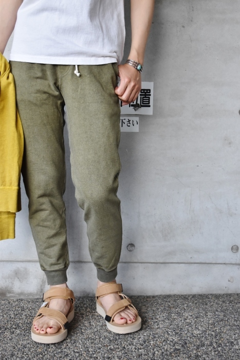 GOOD ON   Narrow SWEAT PANTS ★_d0152280_21352658.jpg