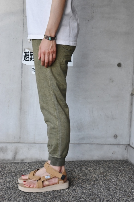 GOOD ON   Narrow SWEAT PANTS ★_d0152280_21360382.jpg