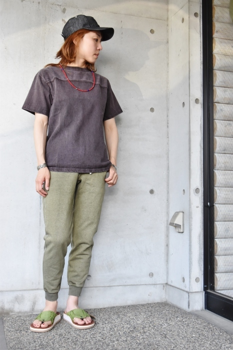 GOOD ON   Narrow SWEAT PANTS ★_d0152280_21363970.jpg