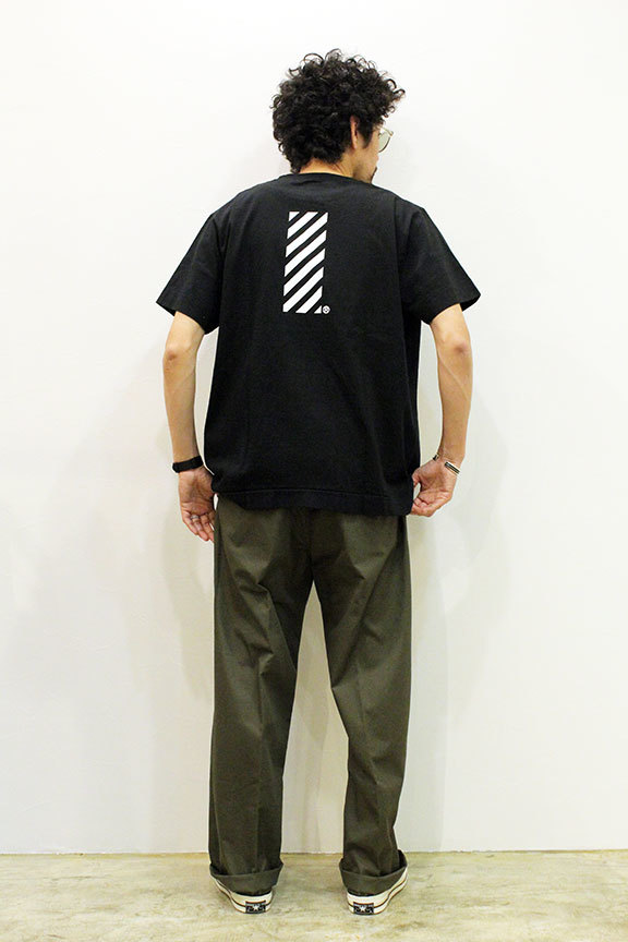 "Necessary or Unnecessary "" HAZARD POCKET TEE S/S \""_b0122806_12375447.jpg"