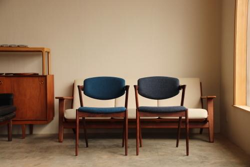 『納品 Kai Kristiansen No.42 Dining Chair(Rosewood)_c0211307_16273863.jpg