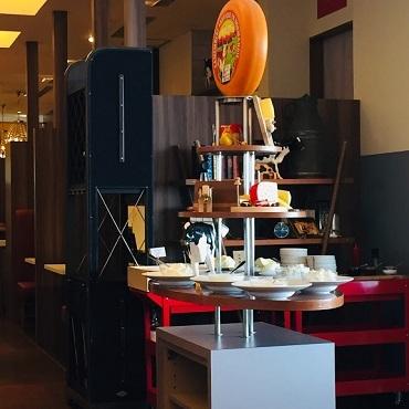 二子玉川「Cheese Craft Works」_b0114515_23484994.jpg