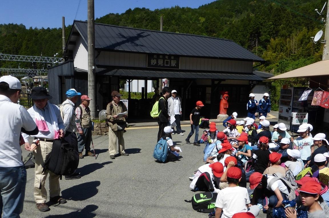 2019年05月23日(臨時 活動報告) 桜が丘小学校「里山体験学習」_d0024426_22242758.jpg