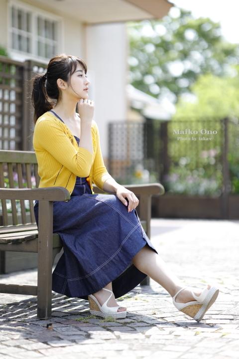小野真以子 【名古屋港 ワイルドフラワーガーデン ブルーボネット】_f0253927_19061430.jpg