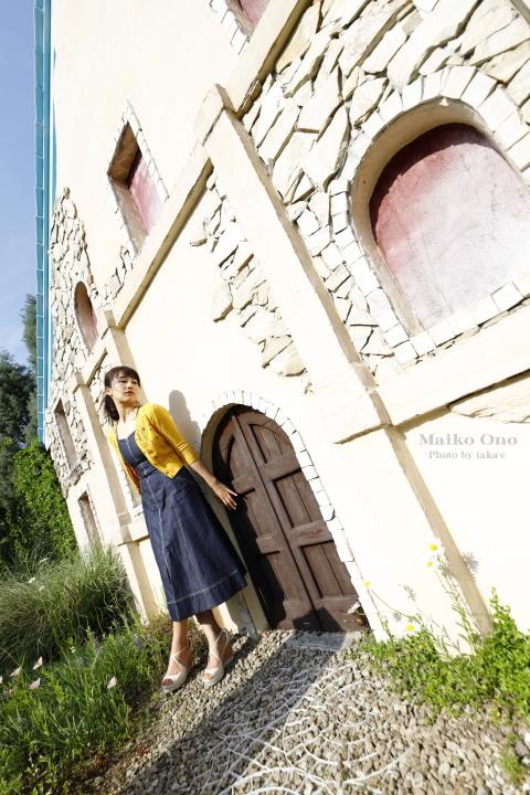 小野真以子 【名古屋港 ワイルドフラワーガーデン ブルーボネット】_f0253927_19065120.jpg