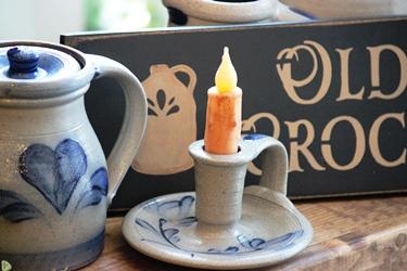 ポタリーのウッドボードと Rowe Pottery_f0161543_13103590.jpg