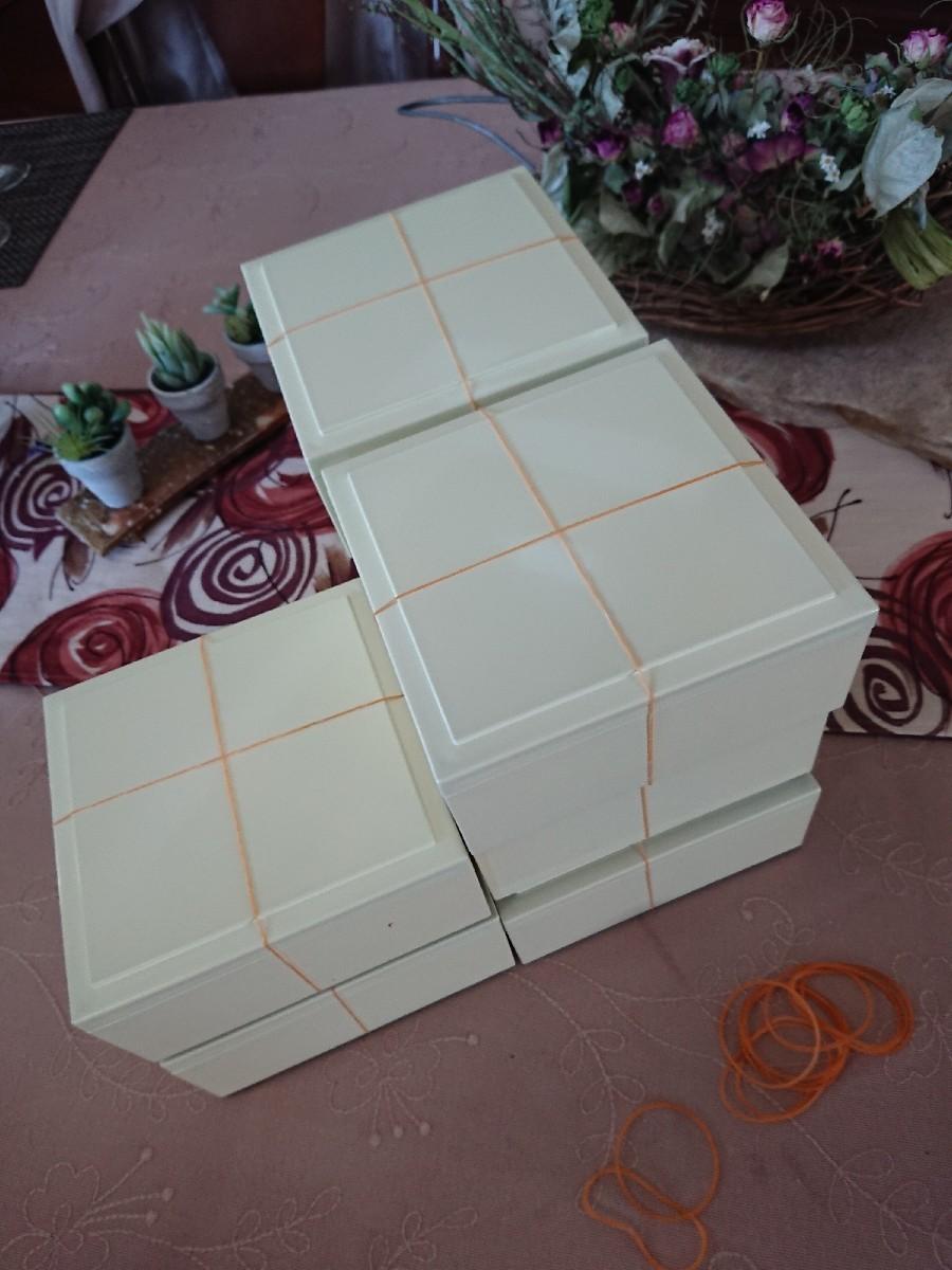 クリーム色の松花堂弁当箱で…_f0323446_14510339.jpg