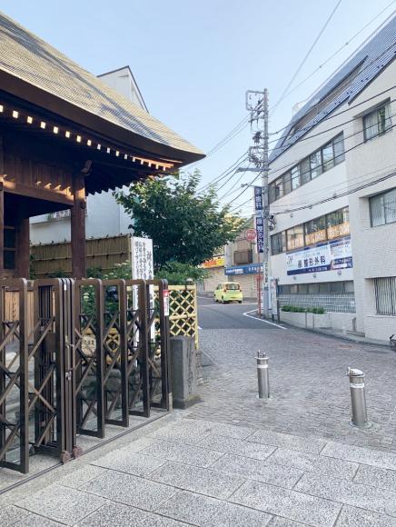原整形外科は、弘明寺観音の真ん前に位置し、 京急、地下鉄弘明寺駅からすぐ。交通アクセスも良好です。_a0296269_07302865.jpeg