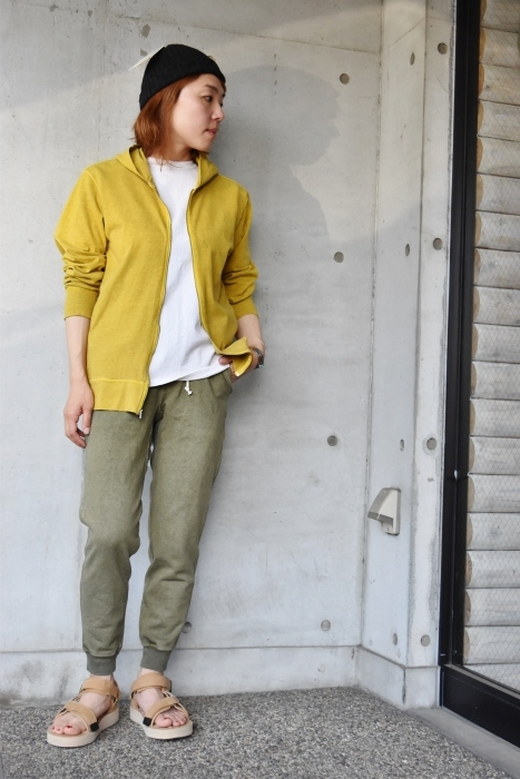 GOOD ON   Narrow SWEAT PANTS ★_d0152280_07290851.jpg