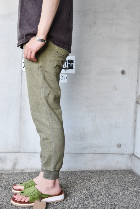 GOOD ON   Narrow SWEAT PANTS ★_d0152280_07395349.jpg