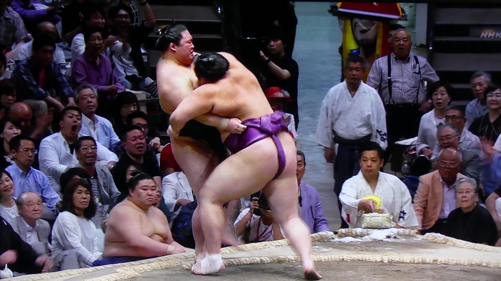 令和最初の大相撲は 朝乃山 が優勝!_a0185081_19521697.jpg