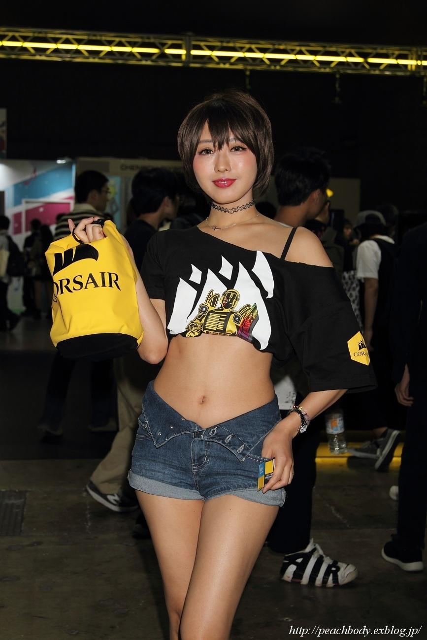 亜羽音 さん(Corsair ブース) _c0215885_00404227.jpg