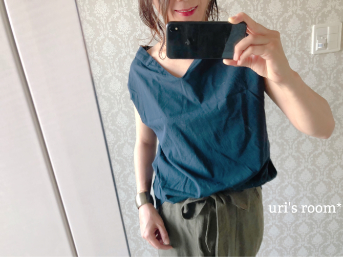 この夏に着たい服、お気に入り色々〜ヽ(´▽`)/_a0341288_12202767.jpg