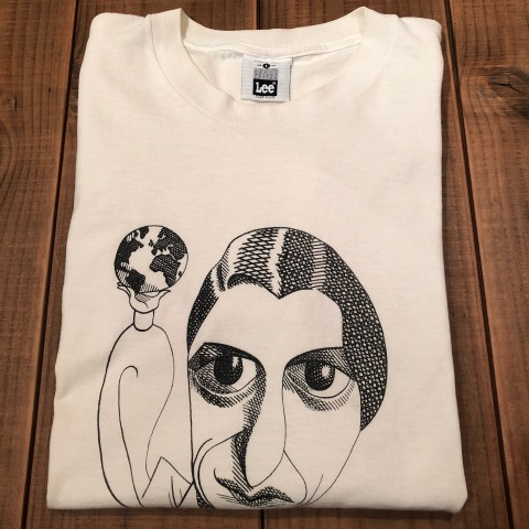"1992 "" Lee \"" 100% cotton H.W VINTAGE - PUBLIC FIGURE - PRINT Tee SHIRTS ._d0172088_22124605.jpg"