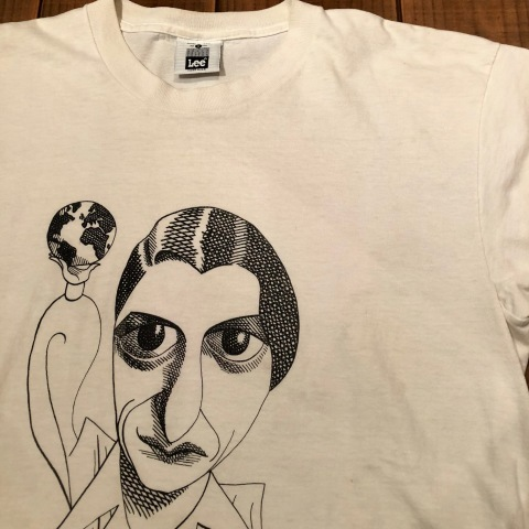 "1992 "" Lee \"" 100% cotton H.W VINTAGE - PUBLIC FIGURE - PRINT Tee SHIRTS ._d0172088_22135623.jpg"