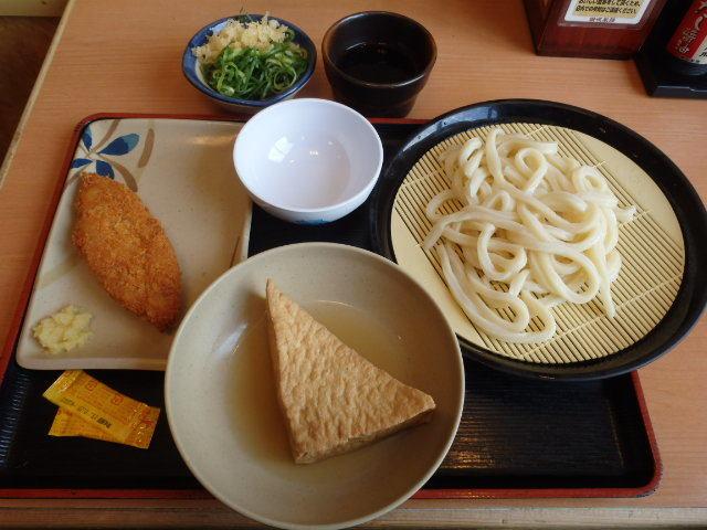 讃岐製麺        箕面半町店_c0118393_12064855.jpg