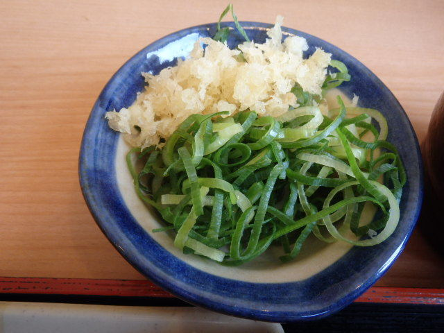 讃岐製麺        箕面半町店_c0118393_12134952.jpg