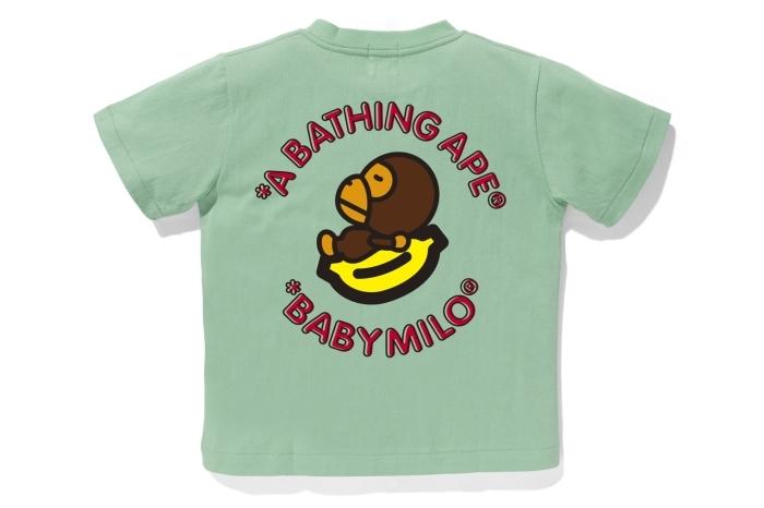 BABY MILO AND BANANA TEE_a0174495_13082291.jpg