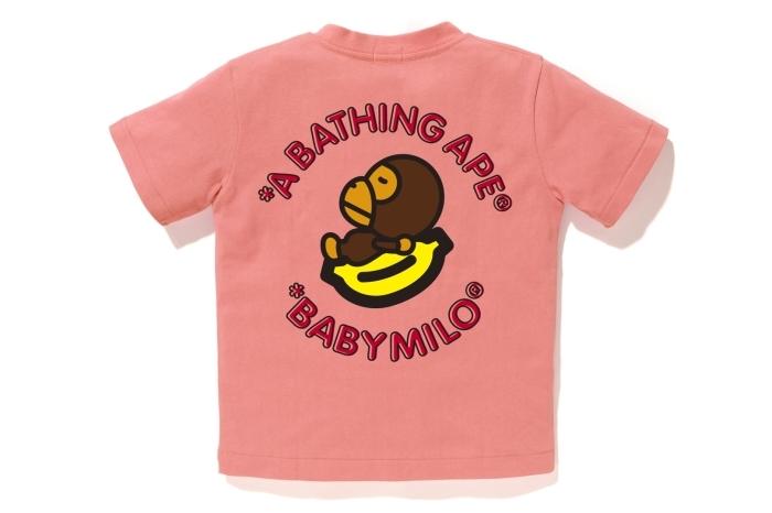 BABY MILO AND BANANA TEE_a0174495_13090403.jpg