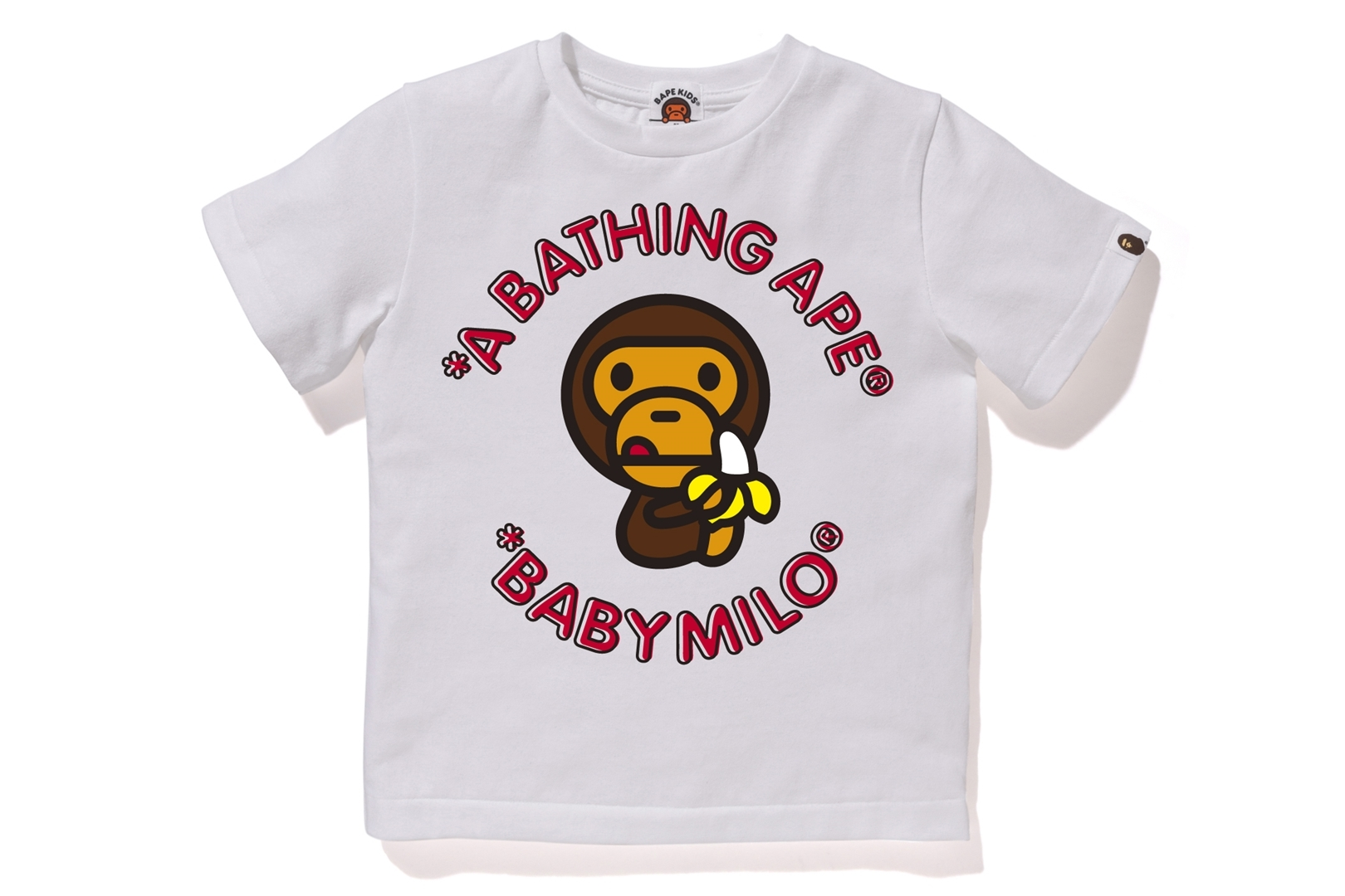 BABY MILO AND BANANA TEE_a0174495_13094262.jpg