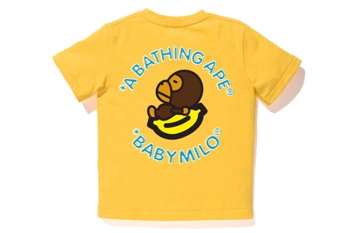 BABY MILO AND BANANA TEE_a0174495_13102968.jpg
