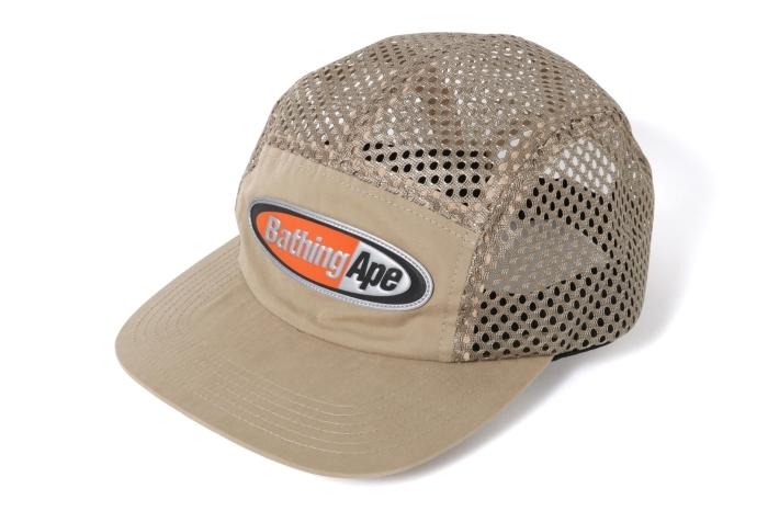 BAPE MESH CAP_a0174495_18070367.jpg