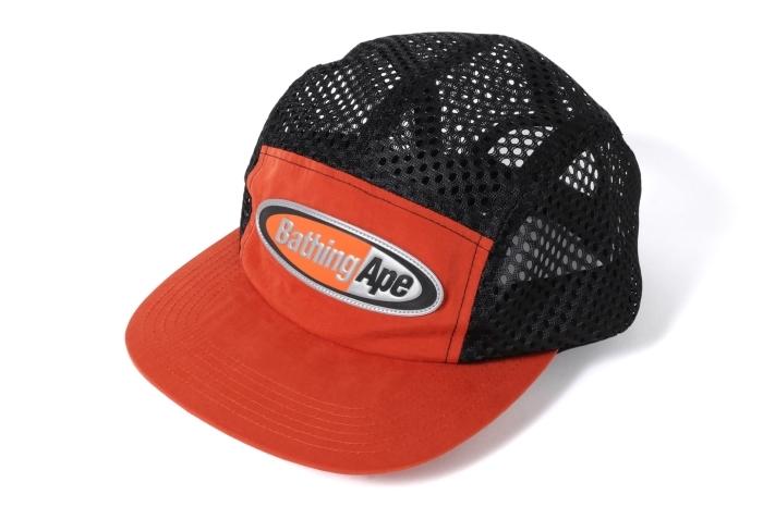 BAPE MESH CAP_a0174495_18073172.jpg