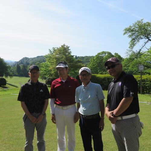 第3回 JK Invitationalゴルフコンペ_c0075701_20334199.jpg