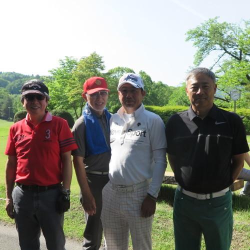 第3回 JK Invitationalゴルフコンペ_c0075701_20340647.jpg