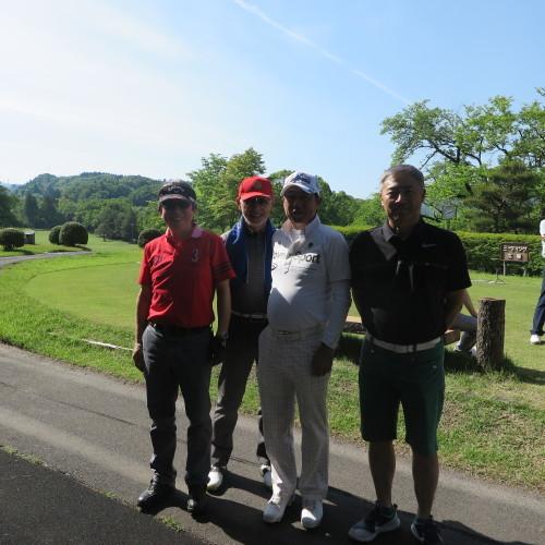 第3回 JK Invitationalゴルフコンペ_c0075701_20341077.jpg