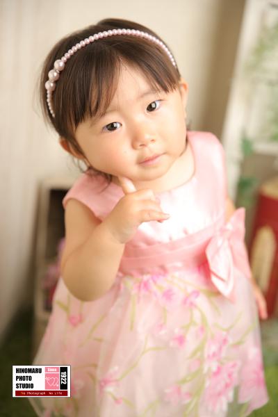 みらいちゃん☆1歳記念_b0203705_15535273.jpg