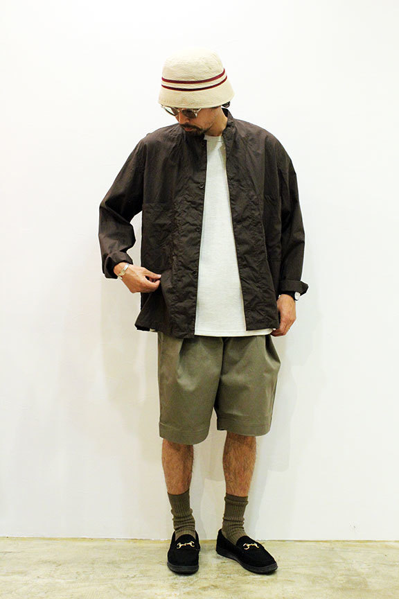 "Ordinary fits (オーディナリーフィッツ) "" BOTTLES SHORTS \""_b0122806_12343054.jpg"