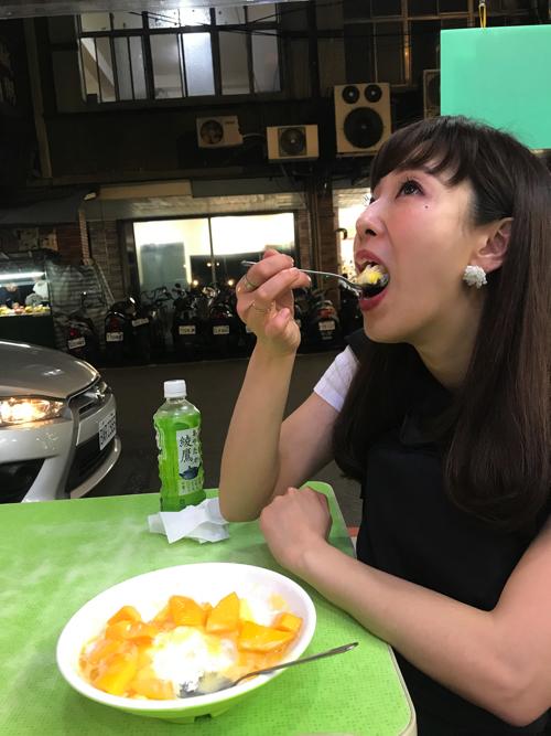 Hanaの台湾レポート2019〜その5〜かき氷🍧_a0037910_17490511.jpg