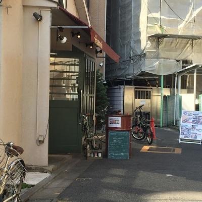 三軒茶屋「caZe uzumaki」のランチ_b0114515_21412768.jpg