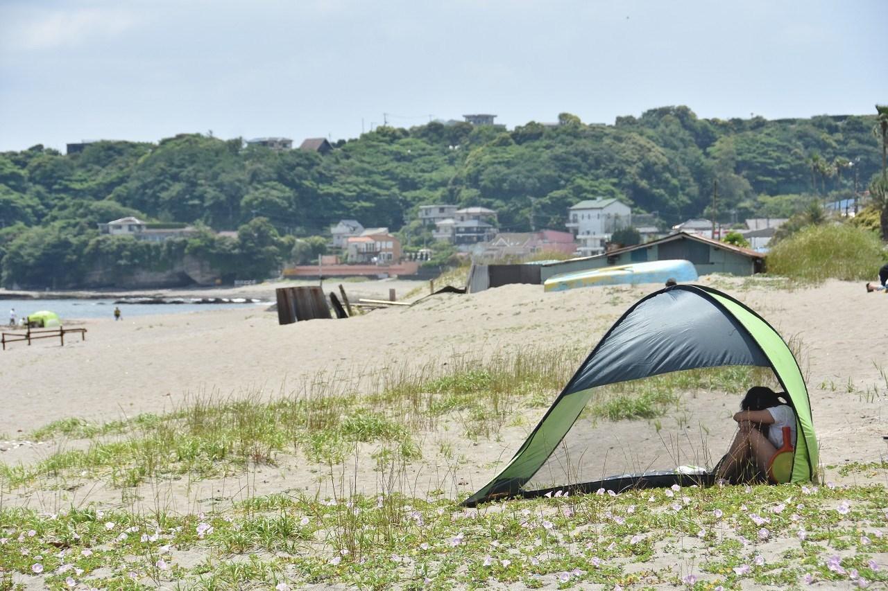 南風吹いて 三浦の浜辺_d0065116_19220921.jpg