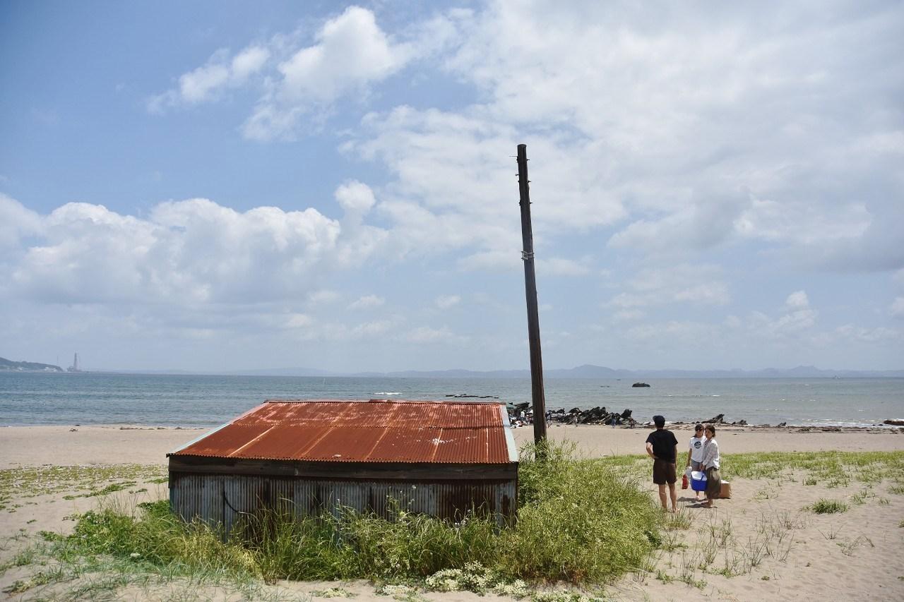 南風吹いて 三浦の浜辺_d0065116_19245993.jpg
