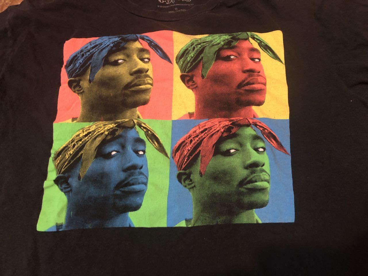 5月26日(日)入荷!Tupac Tシャツ!_c0144020_12512261.jpg