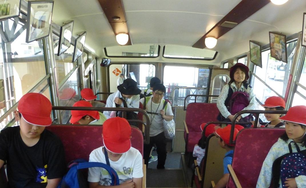 2019年05月23日(臨時 活動報告) 桜が丘小学校「里山体験学習」_d0024426_07445374.jpg