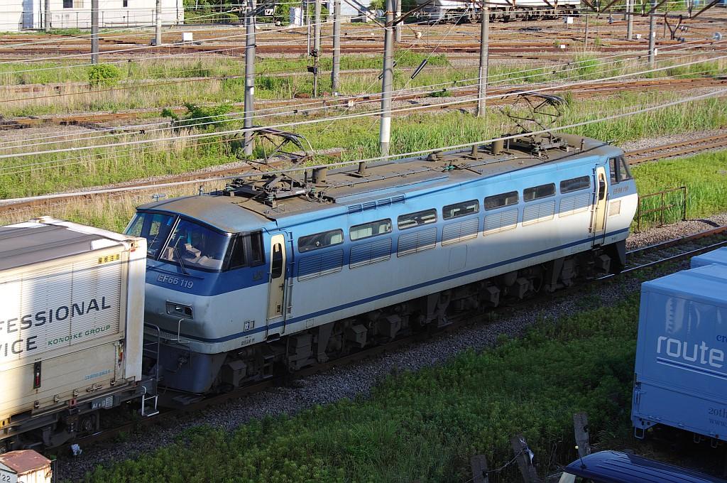 5/25東京貨物ターミナルにて2062レのコキとコンテナ_f0203926_2317666.jpg