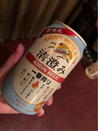 僕ビール、君ビール☆満天クライマー_f0207146_16431413.jpg