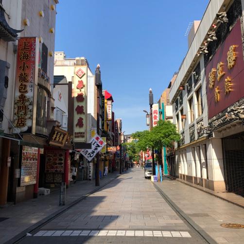 朝の横浜中華街を散歩。_f0207146_16513734.jpg