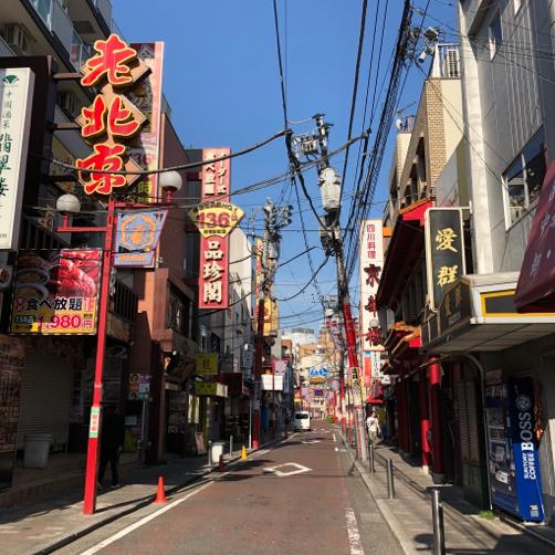 朝の横浜中華街を散歩。_f0207146_16513891.jpg