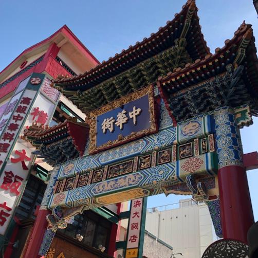 朝の横浜中華街を散歩。_f0207146_16522090.jpg