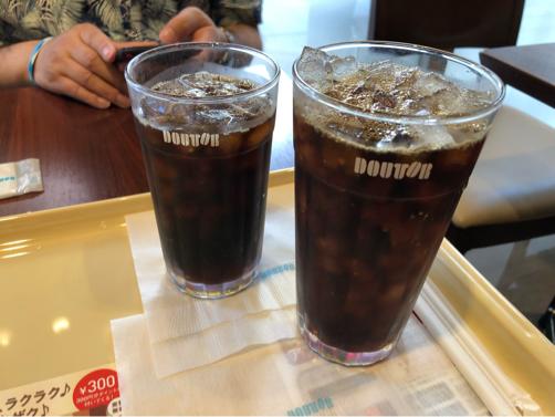 ドトール@横浜中華街で朝食♪_f0207146_16541797.jpg